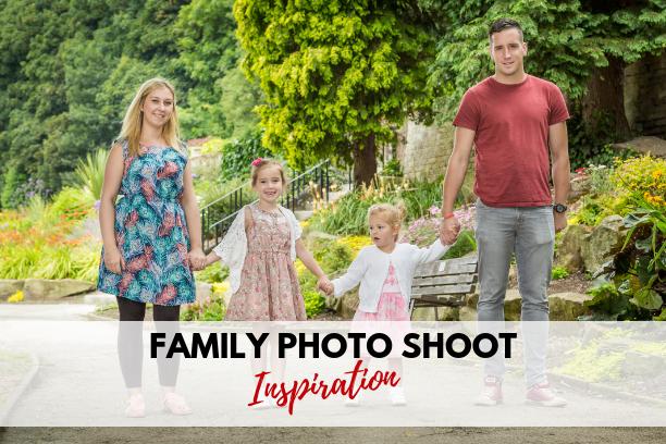 Family Photo Shoot Inspiration Blog