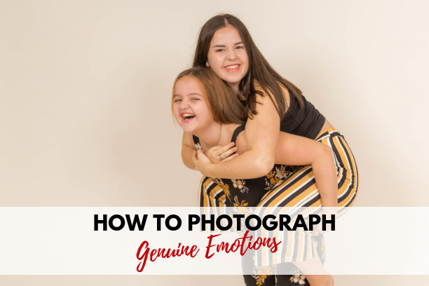 How to capture sincere emotions in your photographs Blog