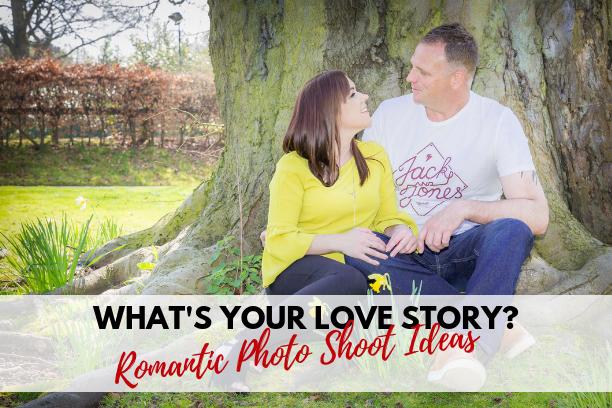 Romantic Photo Shoot Ideas for Couples