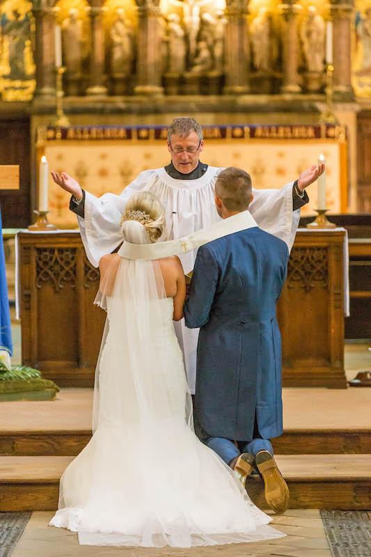 Blythe wedding 2019 ceremony