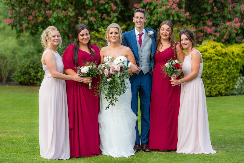 Blythe wedding 2019 Portrait