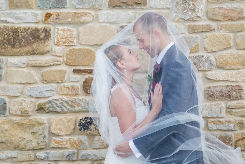 Viel shot at a wedding in West Yorkshire