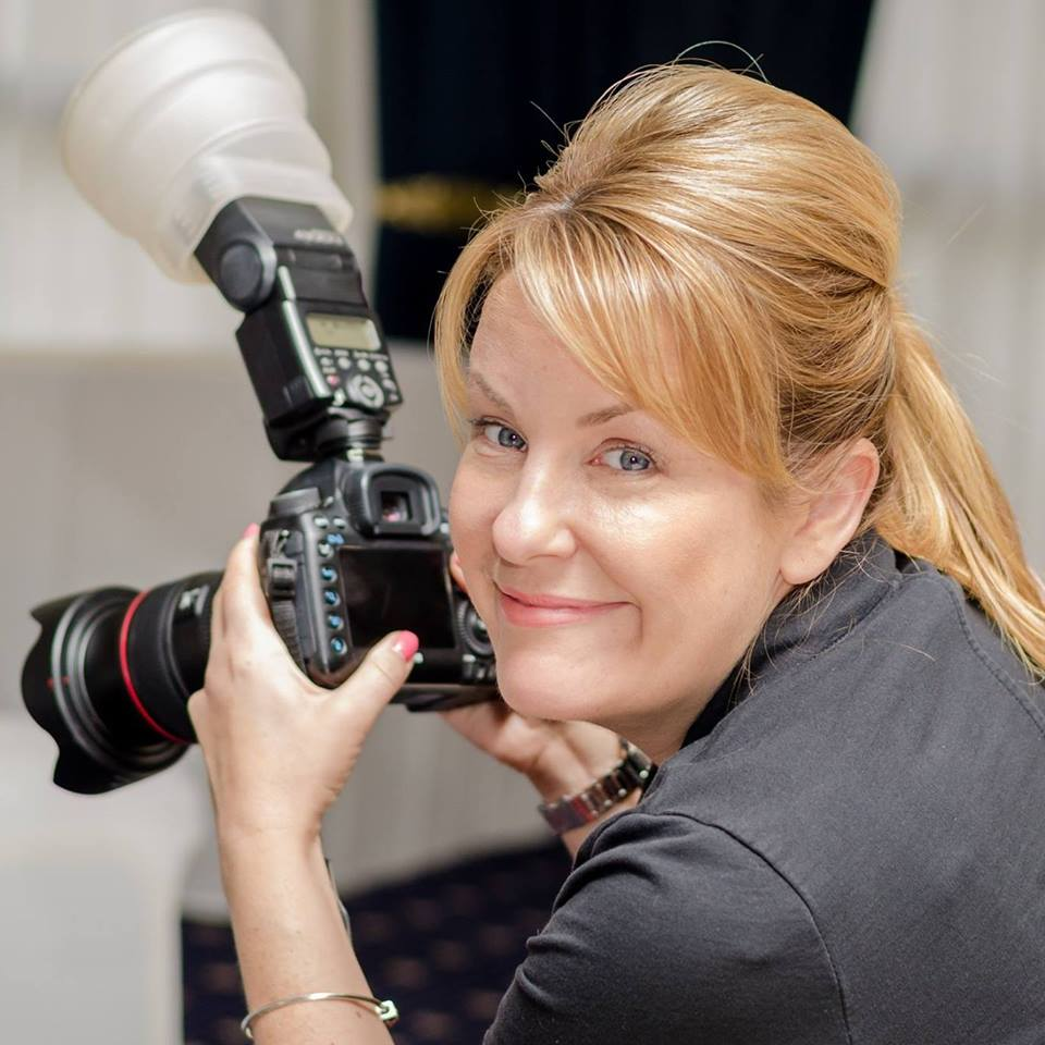 A Portrait of Sarah Hargreaves, Professional Photographer, Sugar Photography, Horbury, Wakefield, West Yorkshire