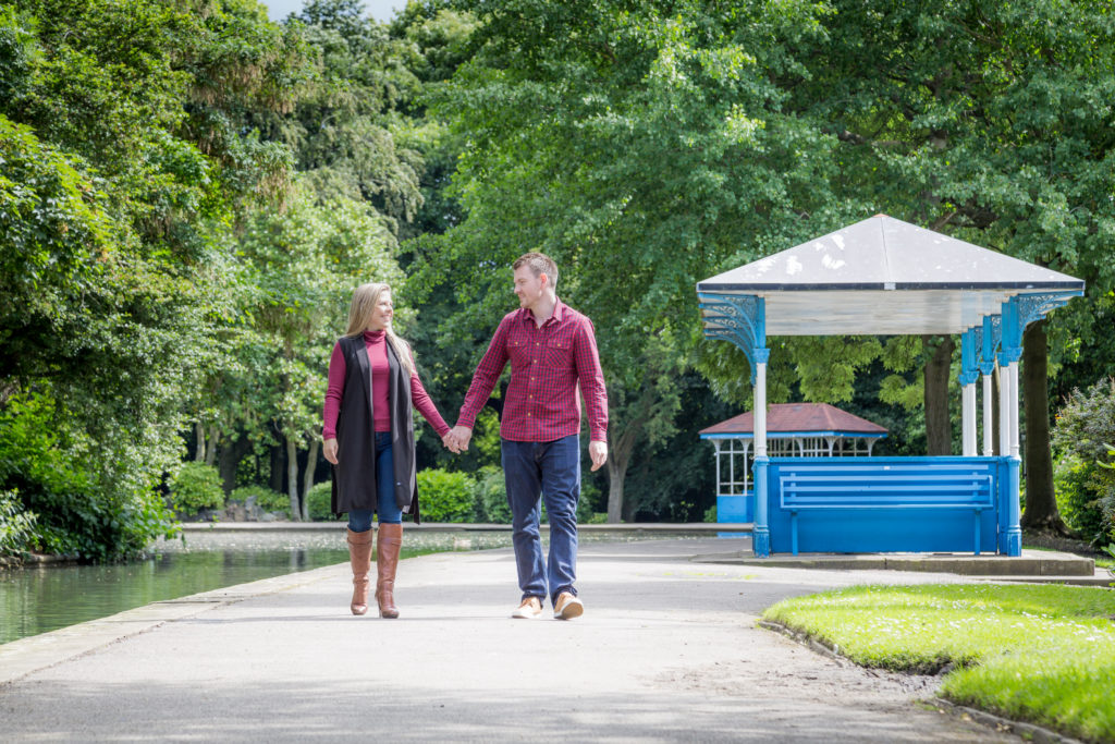 pre wedding photoshoot for couples in West Yorkshire