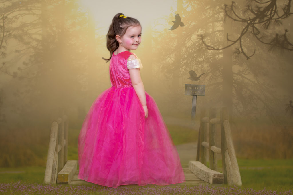 Fairies and elves photoshoots in West Yorkshire