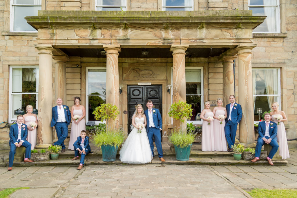 Roundhay Mansion wedding in West Yorkshire