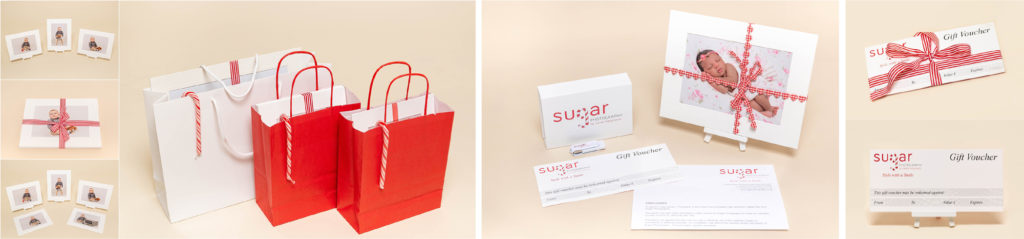 Gift vouchers are available from Sugar Photography in Horbury West Yorkshire