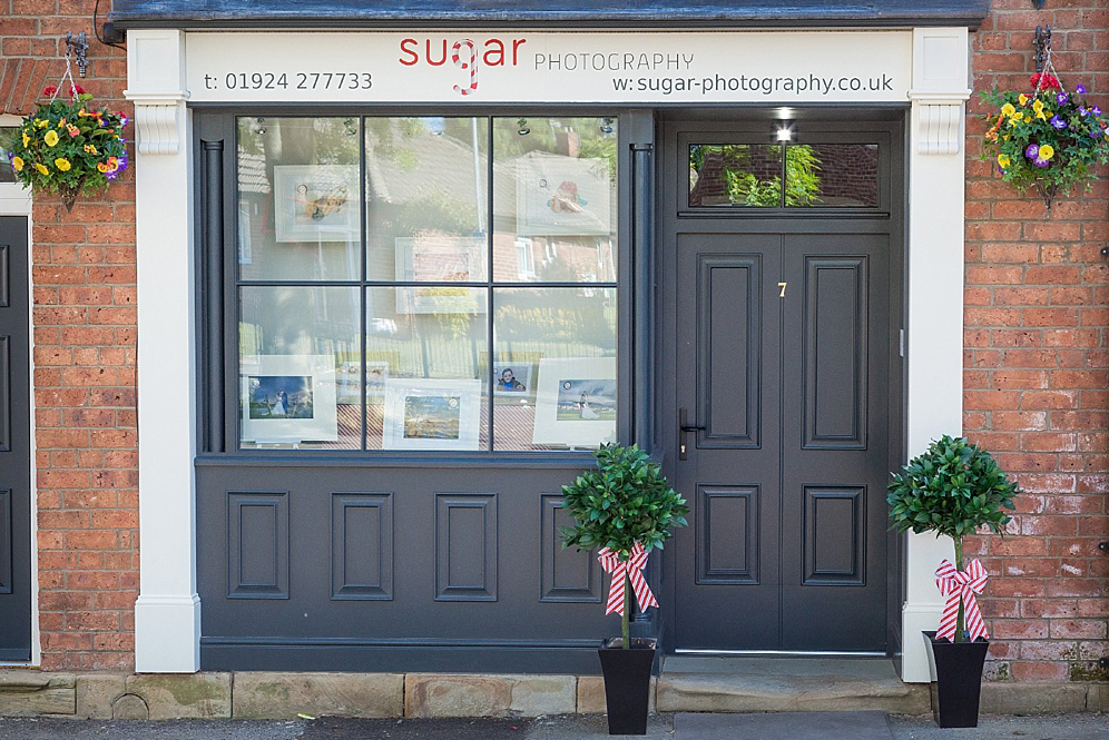 Photographic Studio in Horbury, West Yorkshire; Sugar Photograpy by Sarah Hargreaves