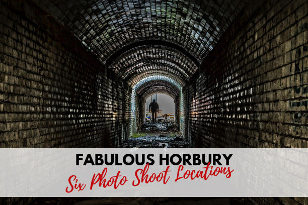 Fabulous Horbury. Six stunning photo shoot locations in and around the beautiful West Yorkshire village of Horbury.
